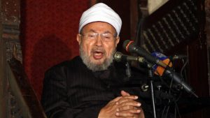 Egypt sentences prominent scholar Yusuf al-Qaradawi to life in absentia
