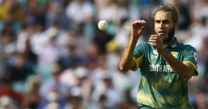 Support for Imran Tahir after confronting cricket fan who insulted him