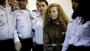 After given 8 months, Ahed Tamimi says: 'No justice under Occupation'