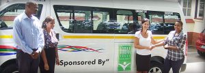 IQRAA Trust donates R250 000 to help buy bus for Durban Child and Youth Care Centre