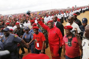 EFF and the land debate – opportunistic and contradictory