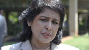 Mauritius President Ameenah Gurib-Fakim refuses to resign over expense scandal