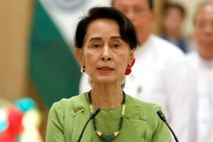 Nobel trio: Suu Kyi responsible for Rohingya 'genocide'