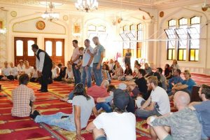 Tour of Juma Masjid and Cathedral: 'A tale of collaboration and faith…'