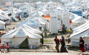 MJC Women's Forum to ship second container of aid for Syrian refugees