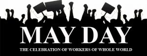 Not much to celebrate on May Day