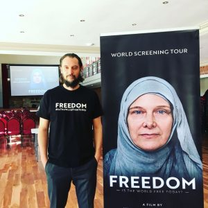 Malaysian Docu-film about reversion to Islam captivates Durban audience