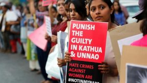 Rape as a political tool in India'
