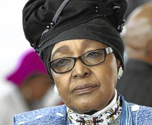 Winnie Mandela: 'Her leadership guided us to the dawn of democracy'