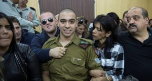 Israeli soldier who filmed killing Palestinian freed after just 9 months