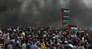'History will remember Gaza massacre as a date which will live in infamy'