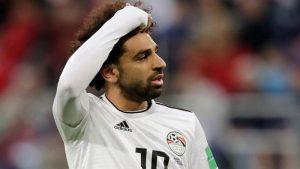 Mohamed Salah given honourary Chechen citizenship after Egypt's World Cup exit