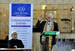 Leaders at 'Cape Accord' call for SA Muslim unity and respect for all views