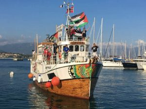 Freedom Flotilla almost in sight of Gaza but will Israel allow them in?