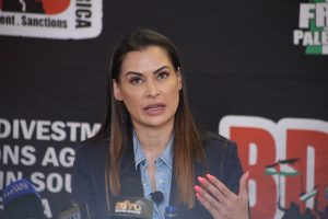 Shashi Naidoo denied entry into Israel