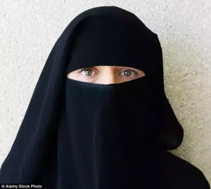 Denmark issues first fine to Niqabi woman as new 'burqa law' takes effect