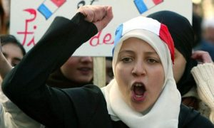 French Hijabis face dilemma of 'integration'