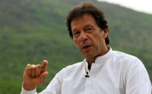 'Leading Pakistan not a cricket game Imran'