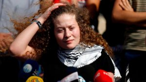 'Worlwide media attention only on Ahed Tamimi is rooted in racism, says her mother