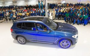 BMW X3 has an air of confidence