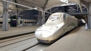 Saudi Arabia opens high-speed rail linking Makkah and Madinah – takes two hours