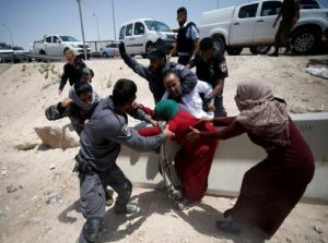 MRN to SA Govt: 'Please pressure Zionist state to stop ethnic cleansing of Bedouin village'