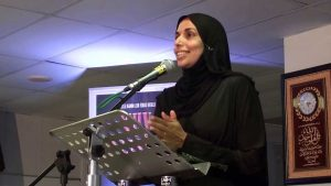 SA Palestinian activist and writer Suraya Dadoo apologises to Dr Said-el Namrouti