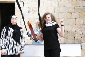 Ahed Tamimi – 'child of the occupation' bleeds her heart in Vogue Magazine