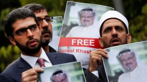 World powers seek answers on shock claim that Saudis killed journalist