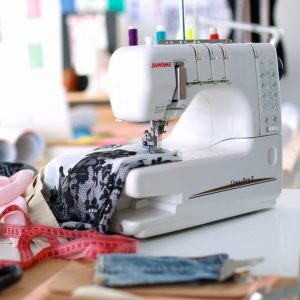 Crescent of Hope sewing project helping locals to find a way out of poverty