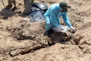 UN says over 200 mass graves found in Iraq containing 12 000 ISIS victims