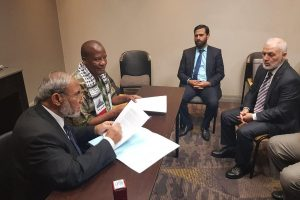 Hamas – ANC sign pact to pressure Israel