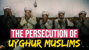 'Stand up for oppressed Uyghur Muslims'