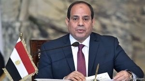 Cowed Egyptians meet Sisi's power grab with apathy
