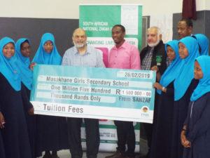 Girls at Muslim school get R1.5-m fees paid