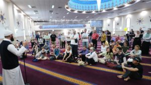 'Come onboard for National Mosque Open Day'