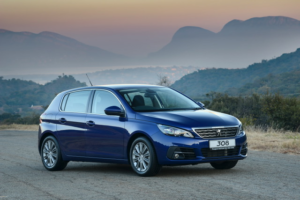 PEUGEOT 308 Allure is instantly impressive