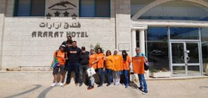 Team SA run Palestine Marathon in solidarity with oppressed