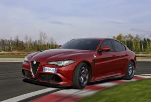 The Alfa Giulia sets you apart from the pack