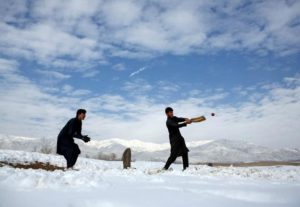 Swapping AK 47's for bat and pads: Afghan cricket, the Taliban and peace