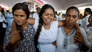 There is a thread running through Sri Lanka's cycles of violence