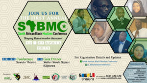 SA Black Muslim Conference: Exploring ways to restore dignity in self-reliance