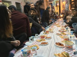Istanbul's forgotten neighbourhood finds a sense of community in Ramadan