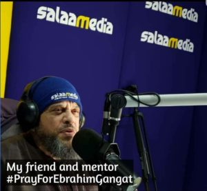 Obituary : Journalist Ebrahim Gangat: 'His passing has left a huge void in SA Muslim media'