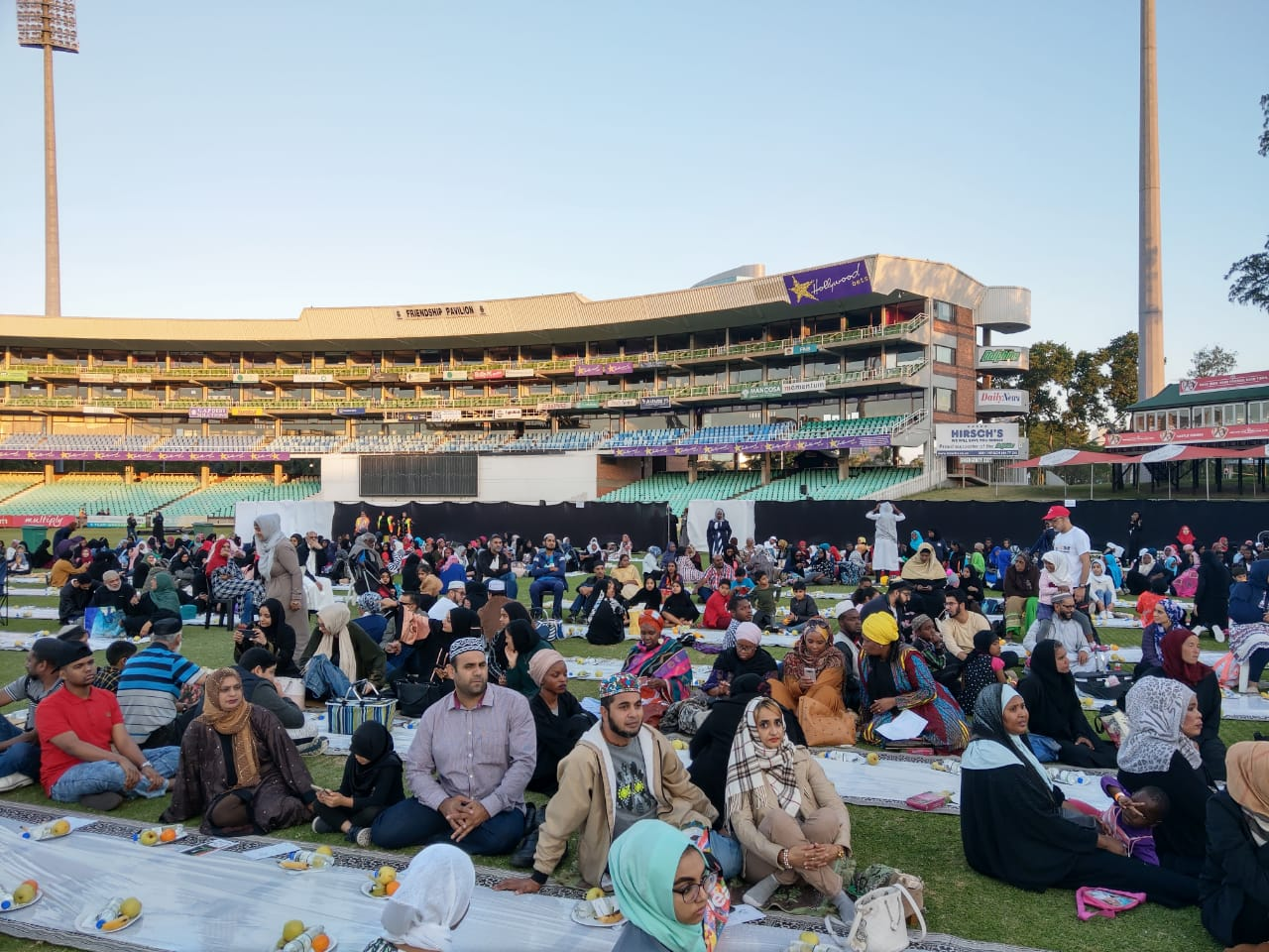 'Mass Durban Iftar' was a huge success despite some criticisms