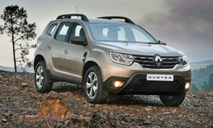 Renault Duster 4×4 Review