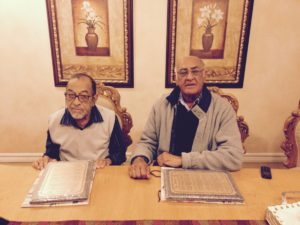 Passing of Abdool Carrim Gani and Dr Shaukat Allie Thokan – SANZAF tribute to giants of service, sacrifice