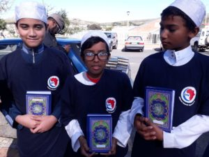 IDM volunteers reach 'hearts and homes' as they gift 10 000 Qurans across SA