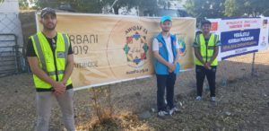Turkish NGO join Awqaf-SA for mass Qurbani at House of Mandela
