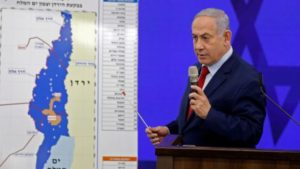 Arab leaders denounce Netanyahu's plan to annex Palestinian territories